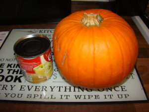 pumpkin for roasting image