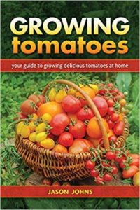 growing tomatoes book cover